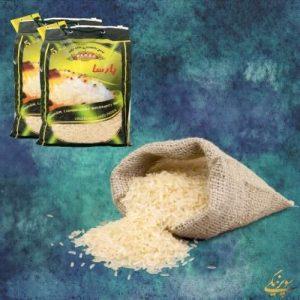 انواع برنج سوپر نیکی وین